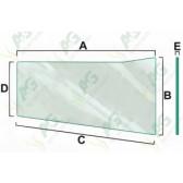 Lower Fornt Window Glass