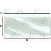 Lower Rear Glass