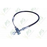 Handbrake Cable. Duncan Cab