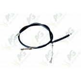 Draft Control Cable