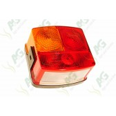 Tail Stop Indicator LH Lamp