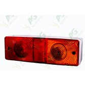 Rear Marker Lamp Flat