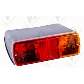 Rear Lamp Sloped Back