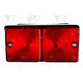 Rear Lamp Red Ford Type