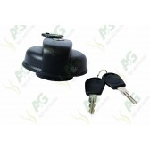 Lockable Fuel Cap