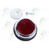 Chrome Rim Reflector 47mm