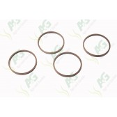 Transmission Input Seal; (Pack Of 4)