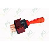 Toggle Switch Illuminated