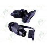 Power Pin and Plug (3 Pin)