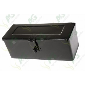 Small Black Toolbox