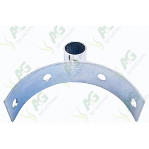 Gate Hanger Half Round Bottom