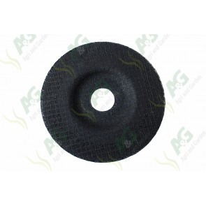 Dished Metal Cutting Disc 4 1/2 Inch
