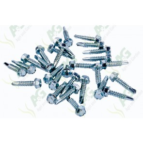 Tek Screw 12G X 25 X 8mm (100)