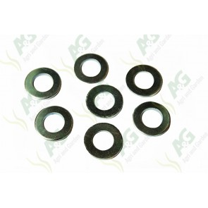Metric Flat Washer Pack M10