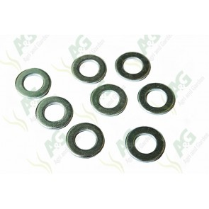 Metric Flat Washer Pack M12