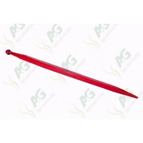 49 Inch Straight Tine; 1240mm 30 mm Nut (62)