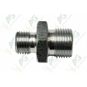 Male Adaptor  1/4 - 3/8 BSP