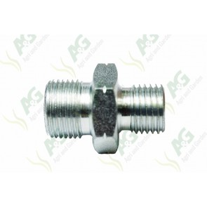 Male Adaptor  3/8 Inch Bsp - M14