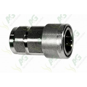 Female Quick Release Coupling 1/2 Inch Bsp