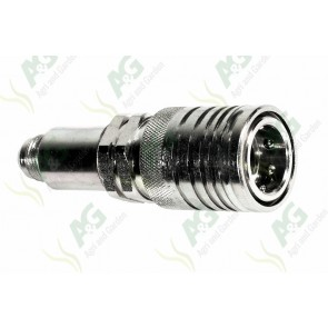 Female Quick Release Coupling 1/2 Inch