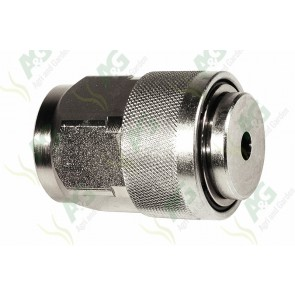Female Iso Brake Coupling 1/2 Inch