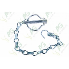 Lynch Pin And Chain 6mm