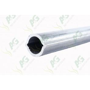 Lemon Profile Tube 1 Metre (40 X 34.5 X 4mm)