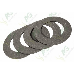 Friction Plate 140mm