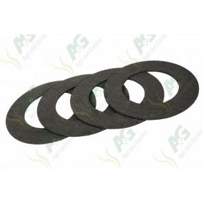Friction Plate 153mm
