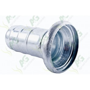 Bauer Female Hose End. 4 Inch