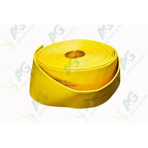 Pvc Layflat Hose Yellow Hd 4 Inch