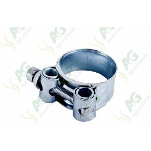 Heavy Duty Hose Clamp Bolt Type 58-63mm