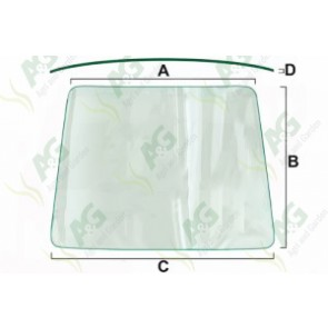 Front Windscreen Glass