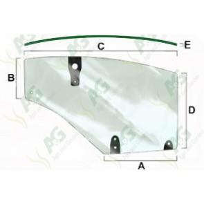 LH Door Glass Curved