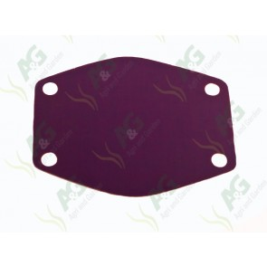 Backplate MF 3.152 Waterpump