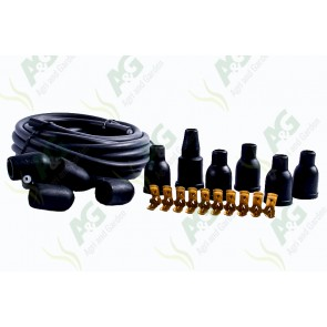 Plug Leads Set TVO