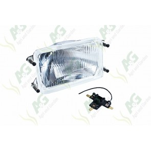 LH Dip Head Lamp