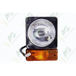 Headlamp & Flasher Lamp Complete