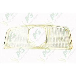 Upper Front Grille - Less Hole