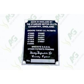 Serial Badge T20
