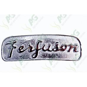 Badge Ferguson 35 Front