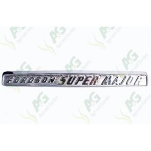 Badge Super Major Side