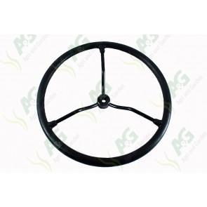 Steering Wheel Painted