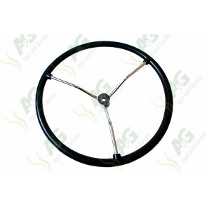 Steering Wheel Chromed