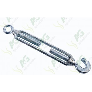 Straining Screw 12mm Hook / Eye