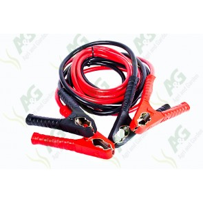 Jump Lead Set 50mm 4M