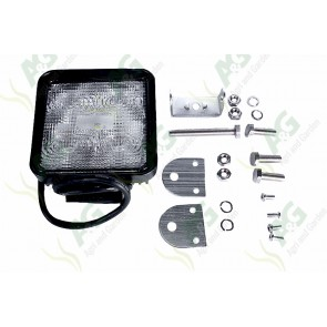 Work Lamp 10-30V Square Led
