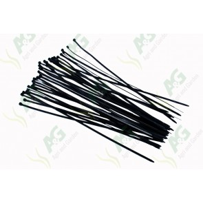 Cable Tie 4.8 X 380mm Black (100)