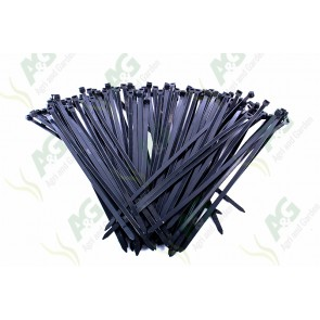 Cable Tie 7.5 X 380mm Black (100)