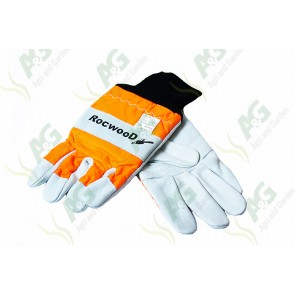 Chain Saw Gloves Medium